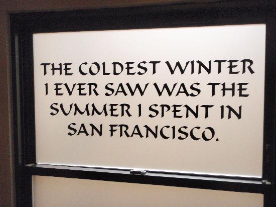 San Francisco Quotes | 22 Short Quotes About San Francisco Sfbaytripper