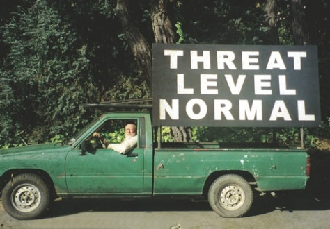 threat level normal