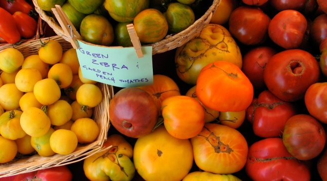 The best farmers' markets in the South Bay and Peninsula