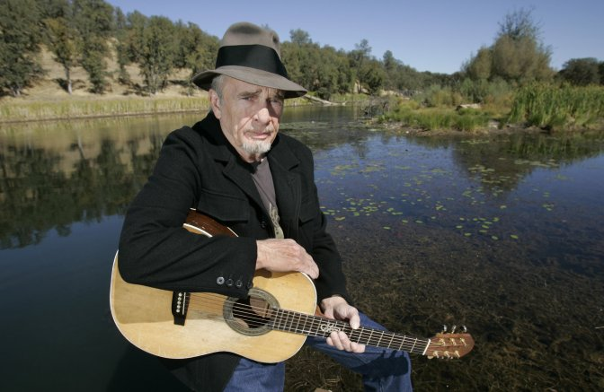 Merle Haggard's beautiful little ode to San Francisco