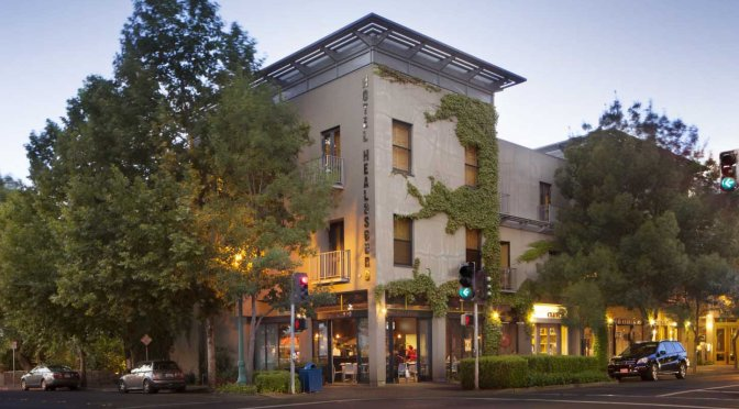 Weekend getaway: Healdsburg (and a bit of foodie history)
