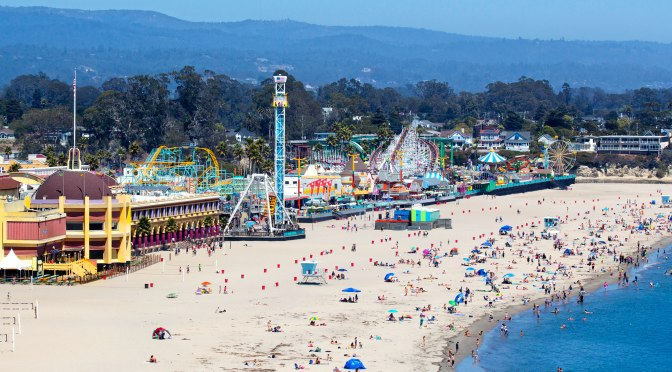 Weekend getaway: Santa Cruz